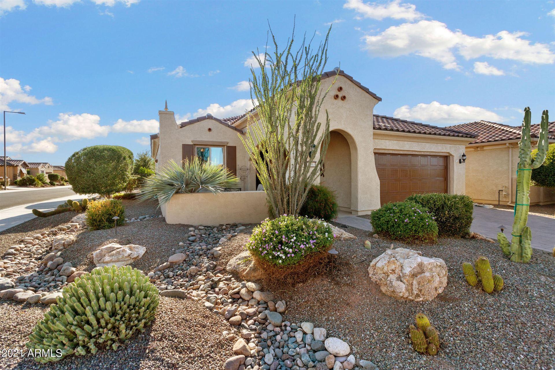 Photo of 26883 W ESCUDA Drive, Buckeye, AZ 85396 (MLS # 6307749)
