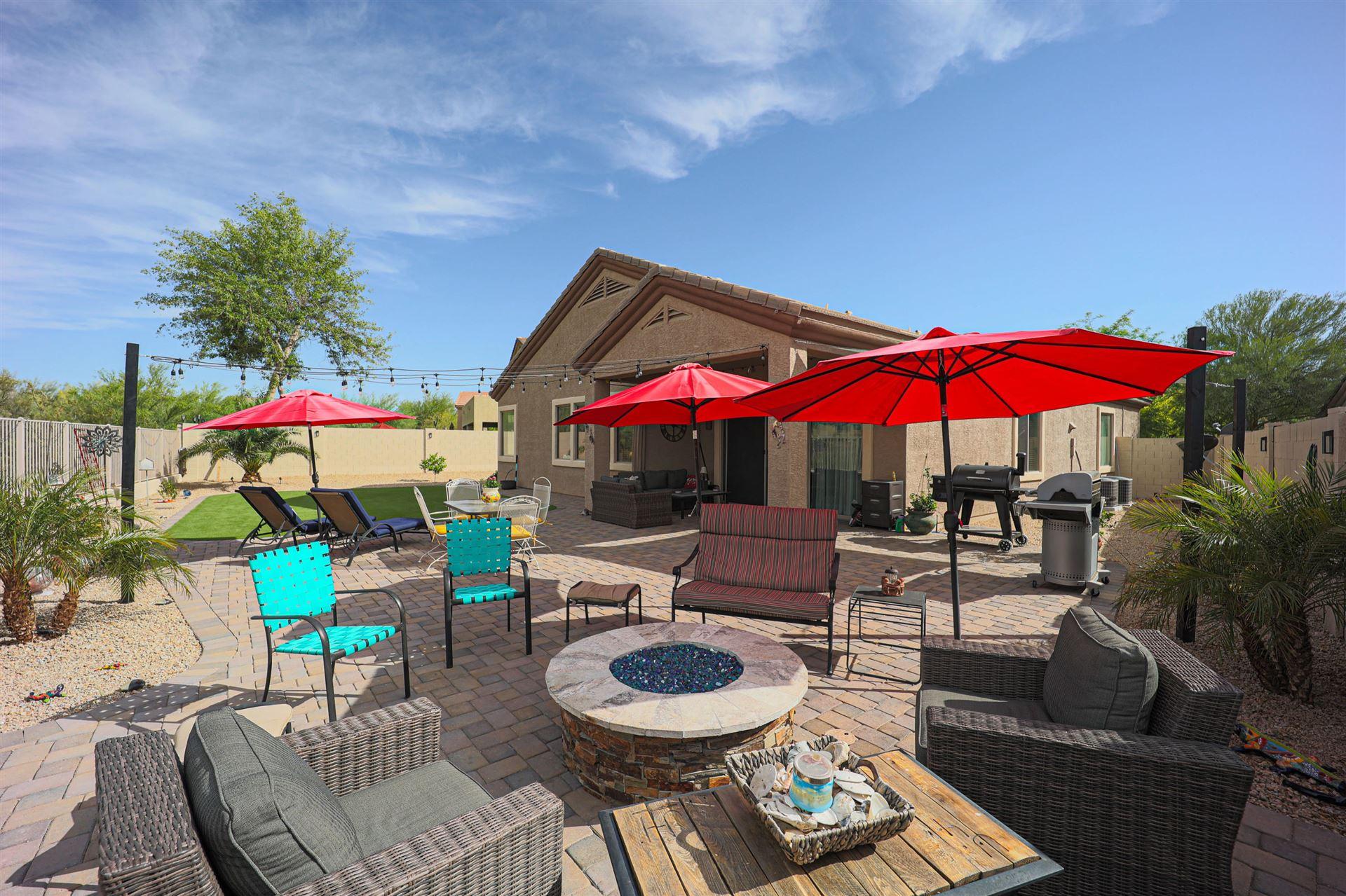 Photo of 18572 W SAN CARLOS Drive, Goodyear, AZ 85338 (MLS # 6231750)