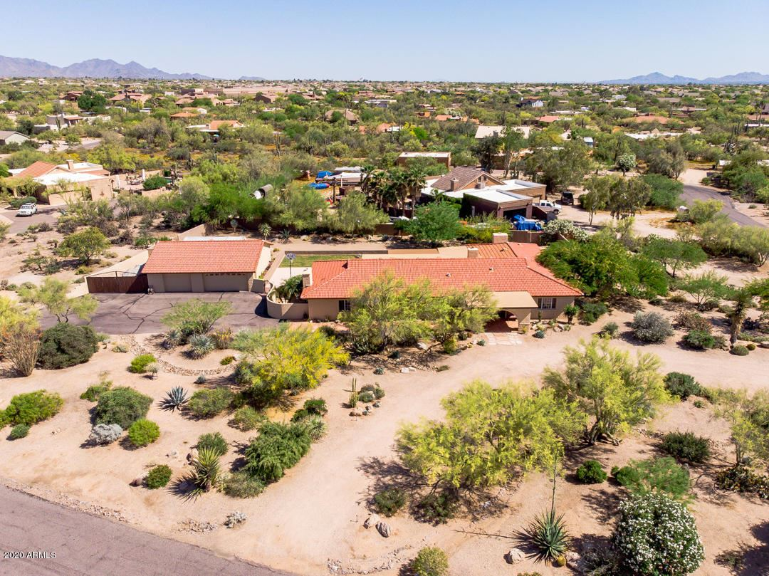 Photo of 5035 E RANCHO DEL ORO Drive, Cave Creek, AZ 85331 (MLS # 6270750)