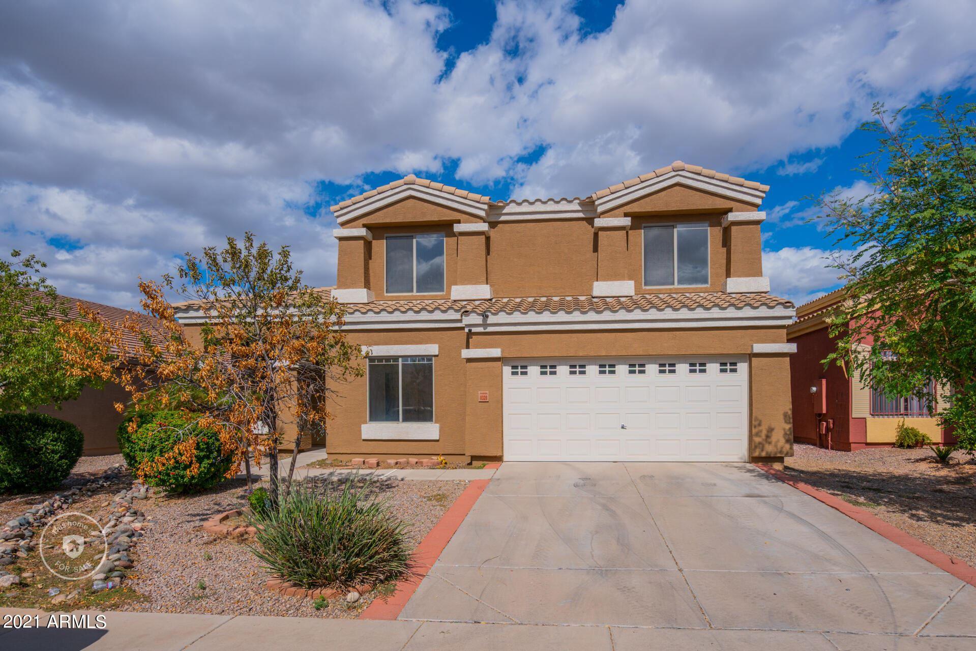 Photo of 8328 W PIONEER Street, Tolleson, AZ 85353 (MLS # 6310750)
