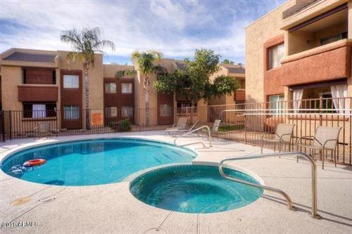 Photo of 4410 N LONGVIEW Avenue #113, Phoenix, AZ 85014 (MLS # 6101751)