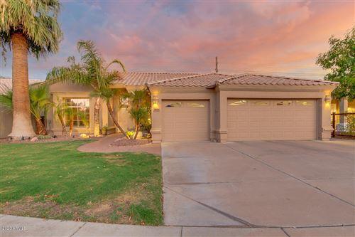 Photo of 4537 E MOUNTAIN SKY Avenue, Phoenix, AZ 85044 (MLS # 6116751)