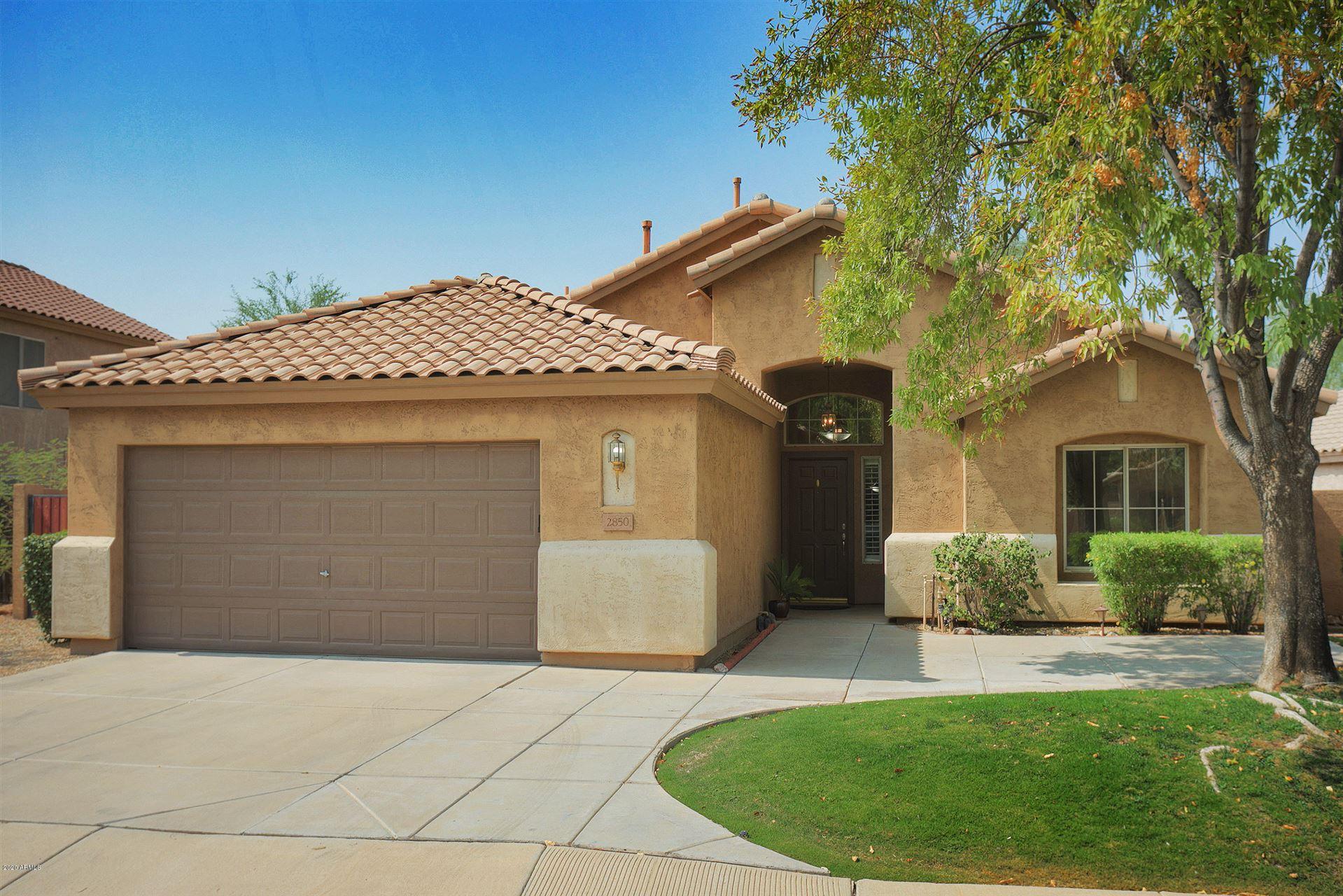 2850 S TUMBLEWEED Lane, Chandler, AZ 85286 - MLS#: 6134752