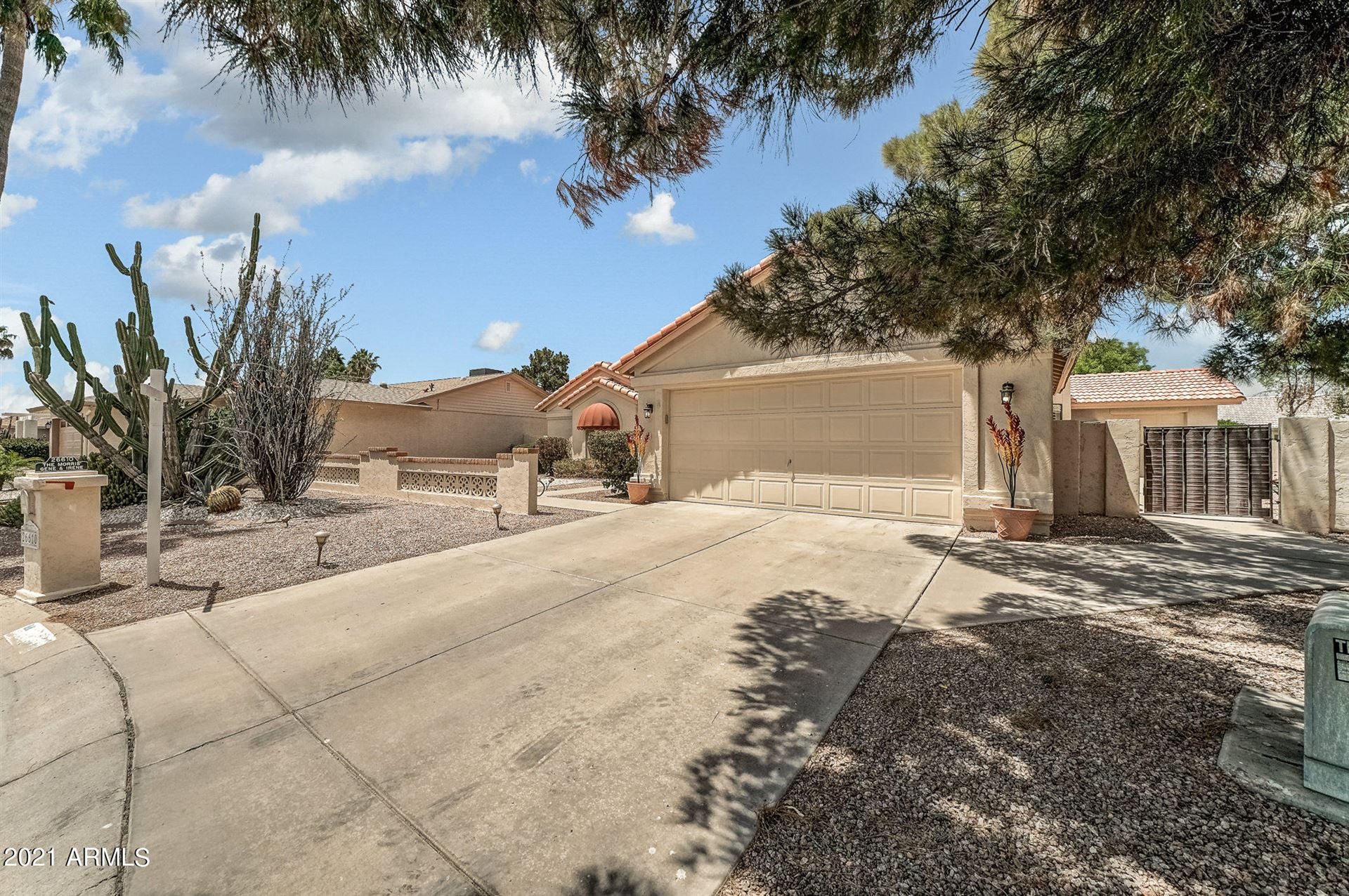 Photo of 26610 S SAGEBERRY Drive, Sun Lakes, AZ 85248 (MLS # 6231752)