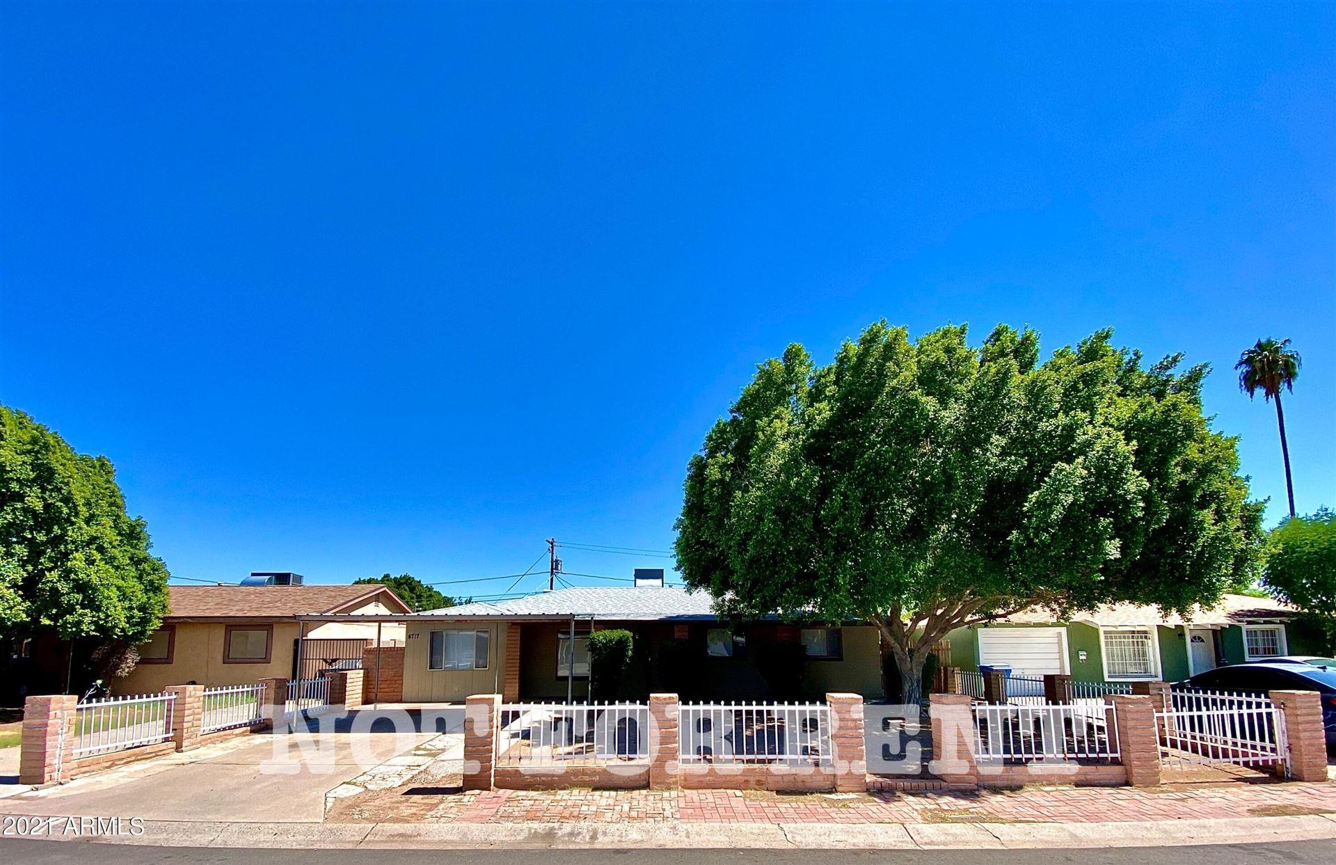 Photo of 4717 N 47TH Drive, Phoenix, AZ 85031 (MLS # 6296752)