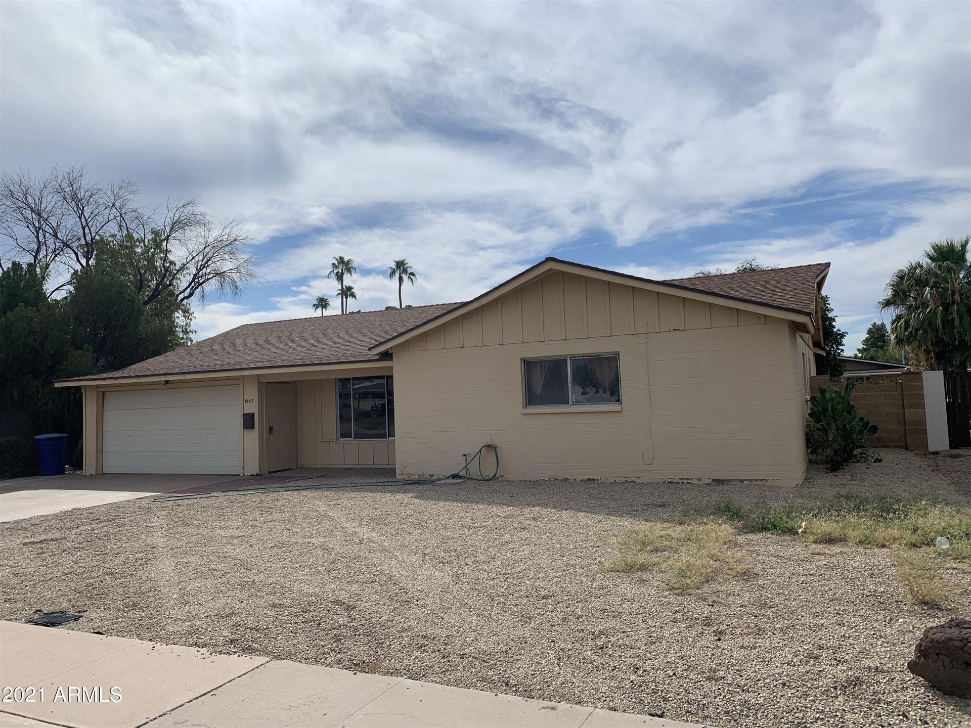 Photo of 1947 E MEADOW Drive, Tempe, AZ 85282 (MLS # 6306753)