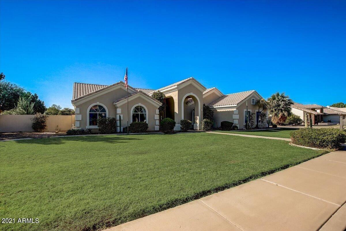 Photo of 4545 E Enrose Street, Mesa, AZ 85205 (MLS # 6307753)