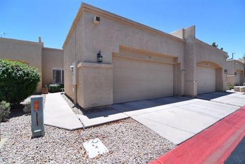 Photo of 625 N HAMILTON Street #28, Chandler, AZ 85225 (MLS # 6221754)