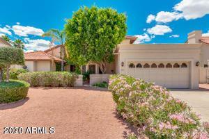 Photo of 6739 W TOPEKA Drive, Glendale, AZ 85308 (MLS # 6131755)