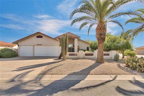 Photo of 26049 S SADDLETREE Drive, Sun Lakes, AZ 85248 (MLS # 6143755)
