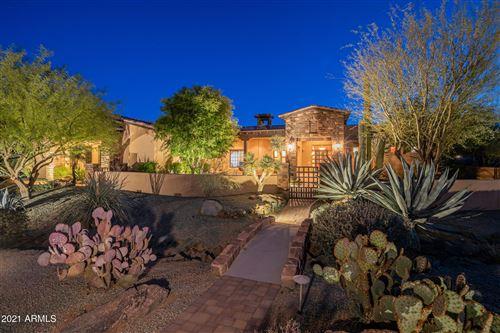 Photo of 15123 E MONUMENT Court, Scottsdale, AZ 85262 (MLS # 6178755)