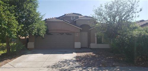 Photo of 3795 W FIVE MILE PEAK Drive, Queen Creek, AZ 85142 (MLS # 6304755)