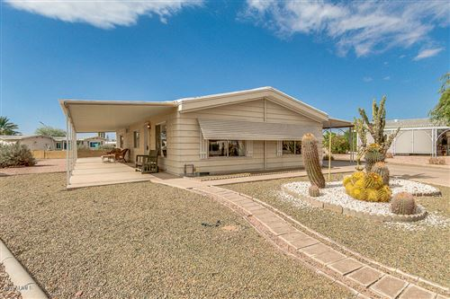 Photo of 518 S 83RD Way, Mesa, AZ 85208 (MLS # 6152757)