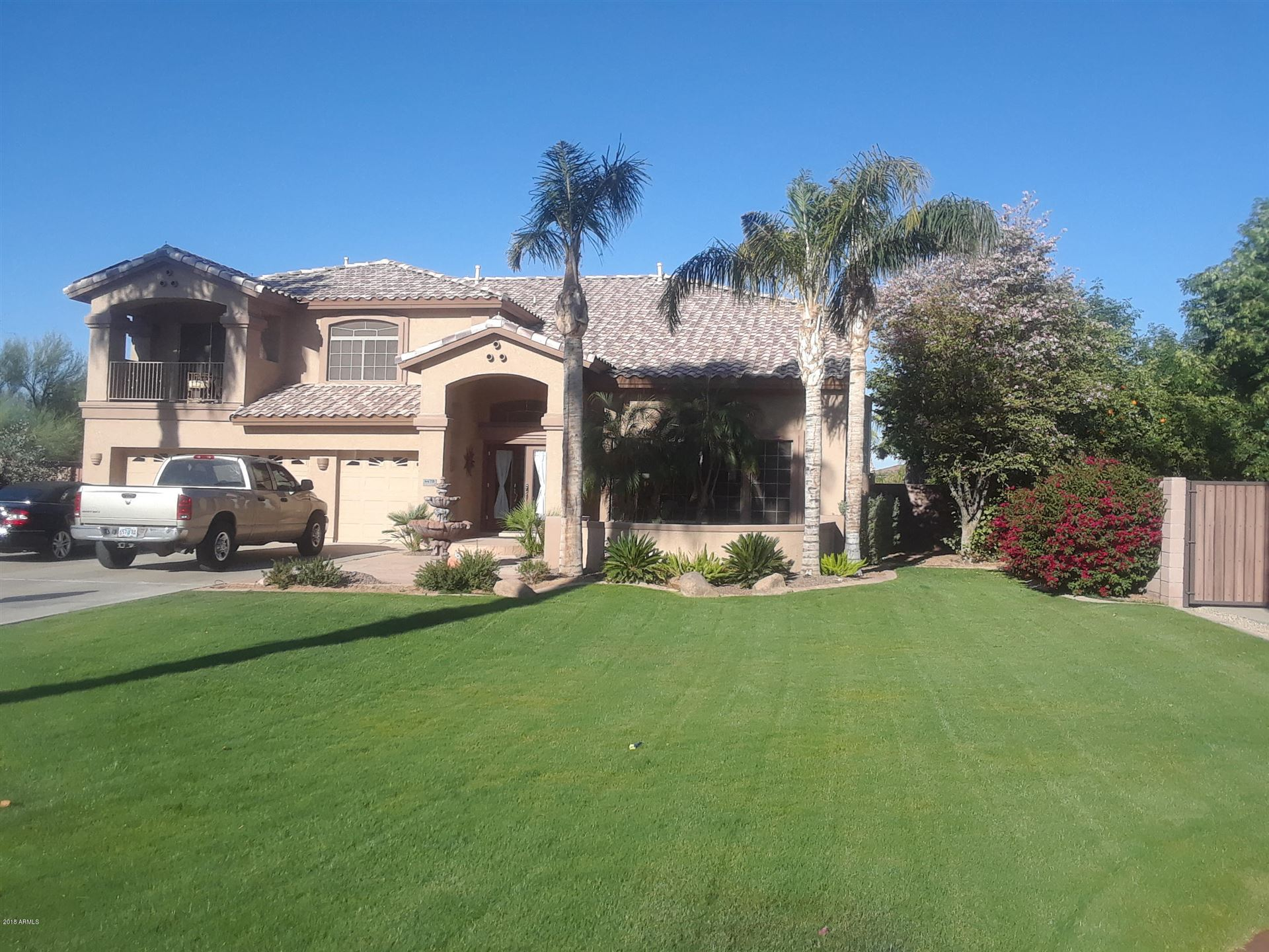 Photo of 4478 S MARION Place, Chandler, AZ 85249 (MLS # 6200757)
