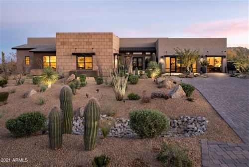 Photo of 11923 E CAVEDALE Drive #2, Scottsdale, AZ 85262 (MLS # 6267759)