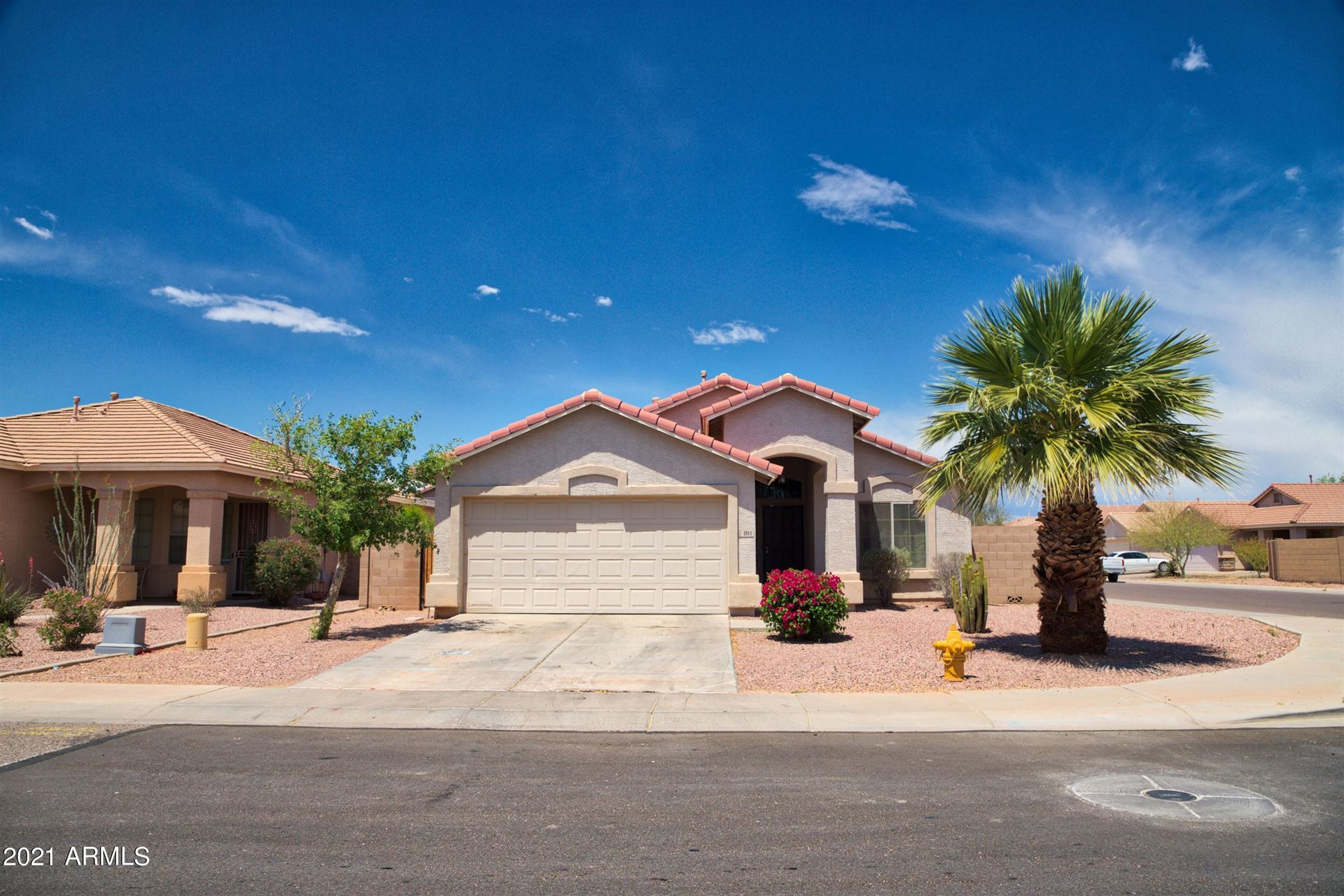 Photo of 4914 W NOVAK Way, Laveen, AZ 85339 (MLS # 6231759)
