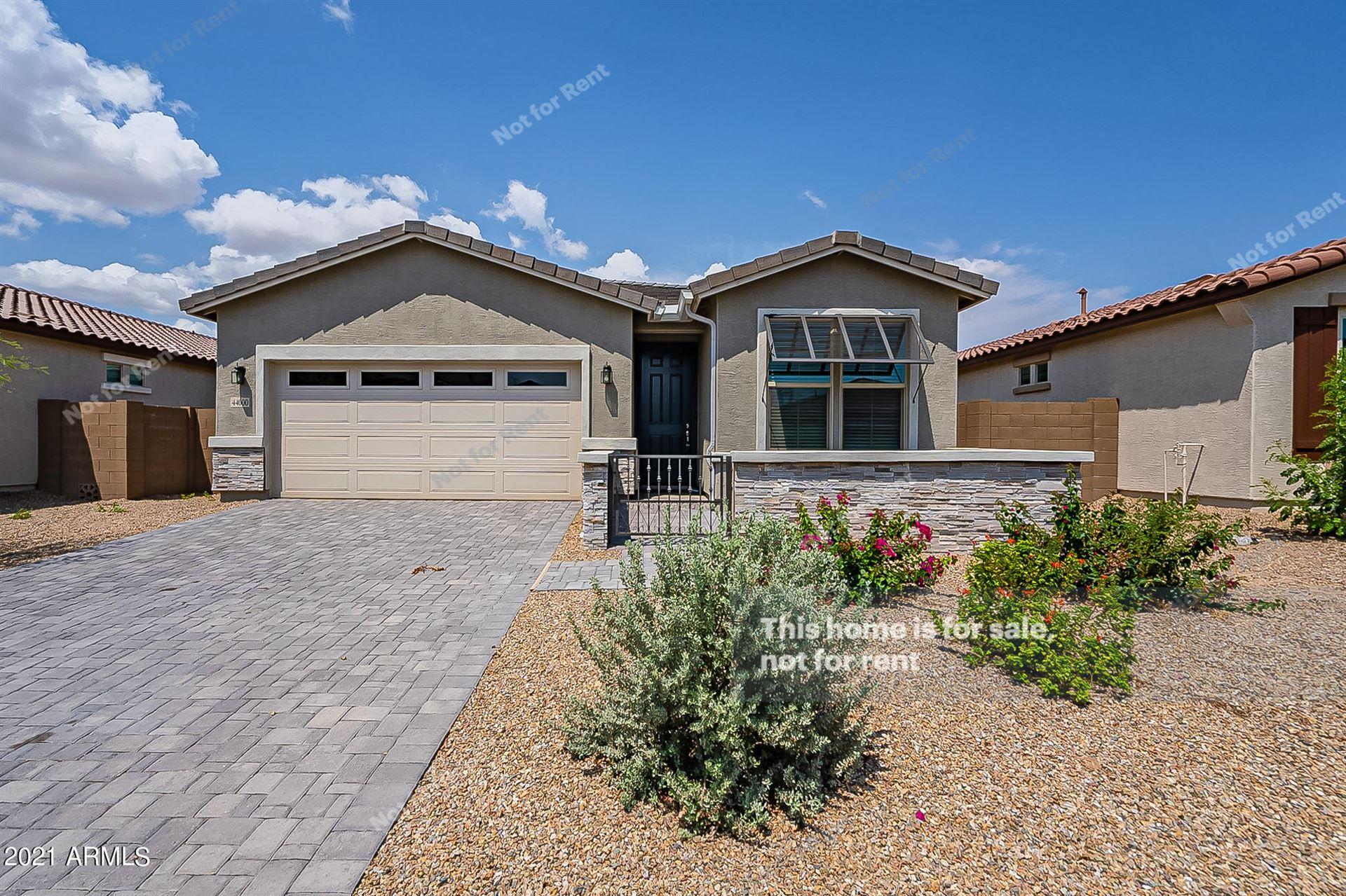 Photo for 44000 W PALO OLMO Road, Maricopa, AZ 85138 (MLS # 6282759)