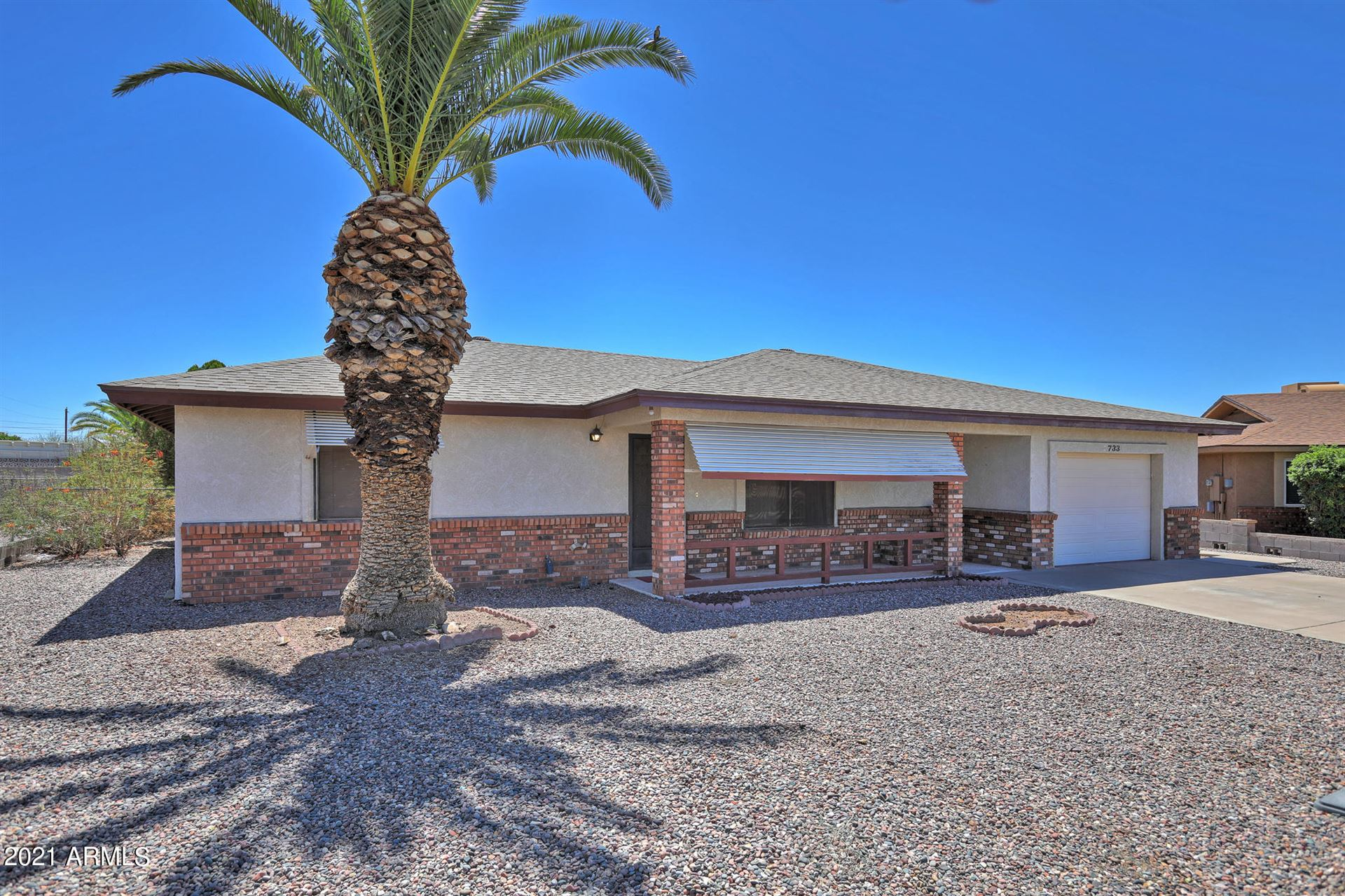Photo of 733 N 66TH Way, Mesa, AZ 85205 (MLS # 6249760)
