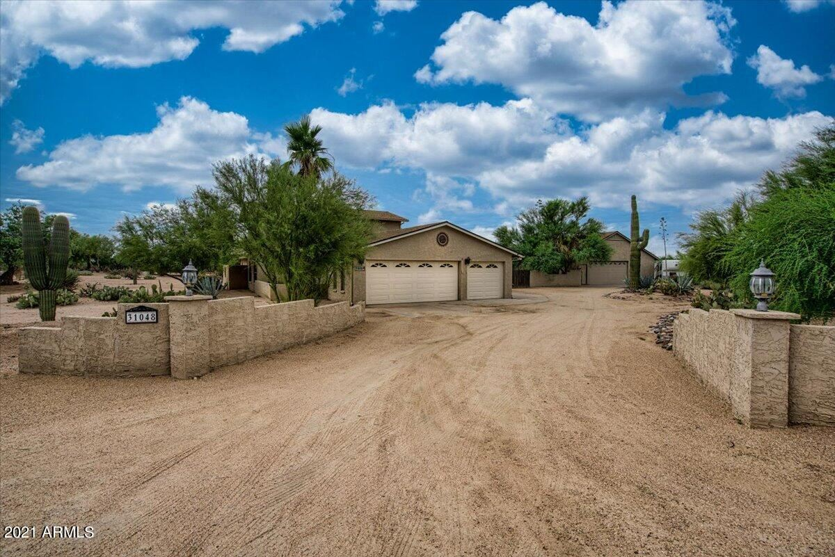 Photo of 31048 N RANCHO TIERRA Drive, Cave Creek, AZ 85331 (MLS # 6288760)