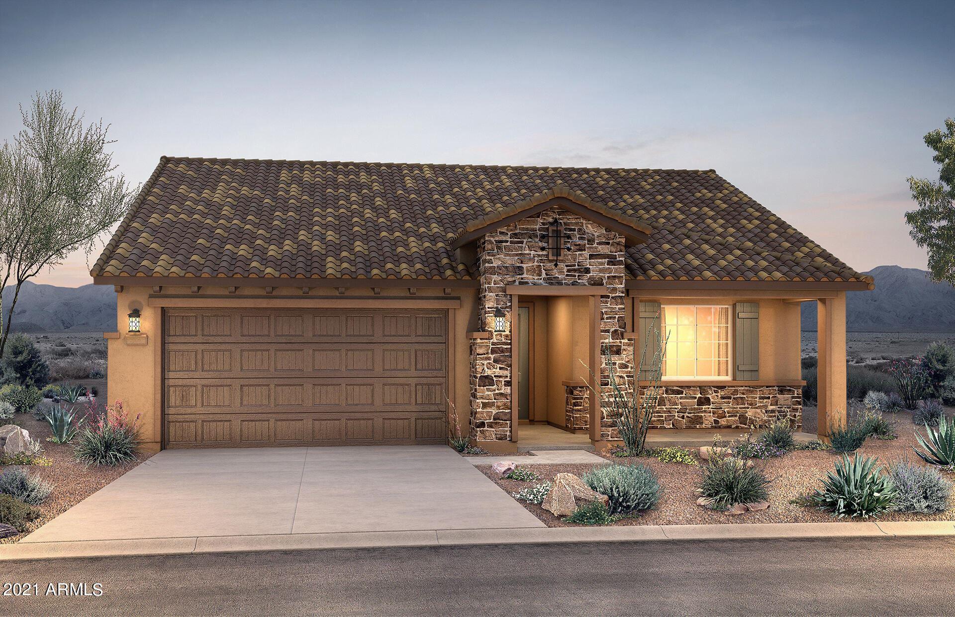 Photo of 20236 N 274TH Lane, Buckeye, AZ 85396 (MLS # 6307760)
