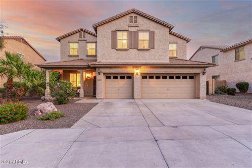 Photo of 18121 W GOLDEN Lane, Waddell, AZ 85355 (MLS # 6264761)