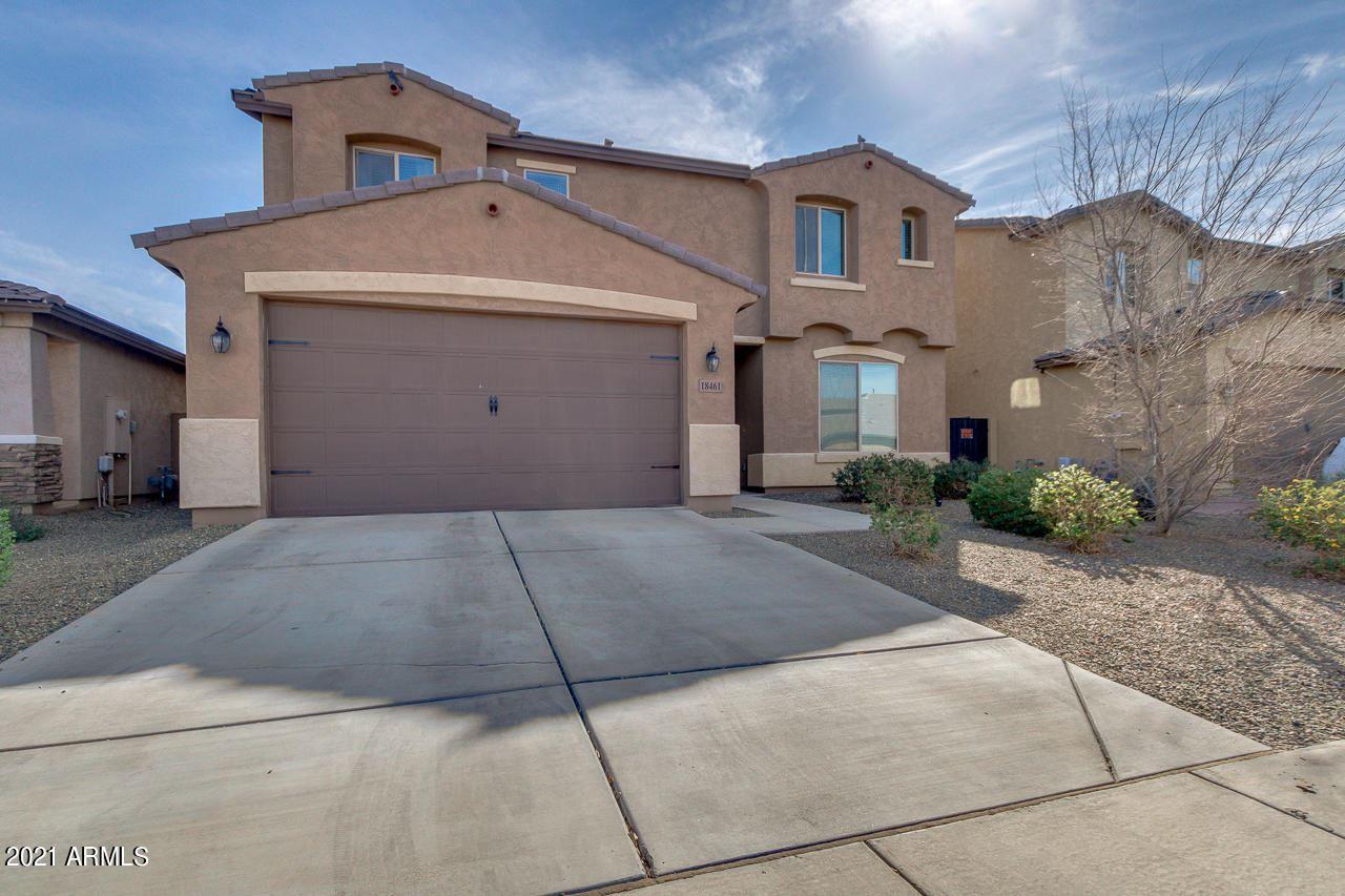 Photo of 18461 N RAVELLO Road, Maricopa, AZ 85138 (MLS # 6198761)