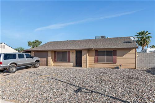 Photo of 7120 W MESCAL Street, Peoria, AZ 85345 (MLS # 6298762)