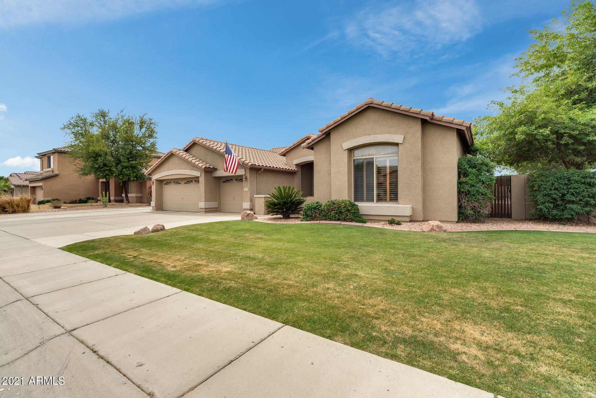 Photo of 7047 W SAINT JOHN Road, Glendale, AZ 85308 (MLS # 6223762)