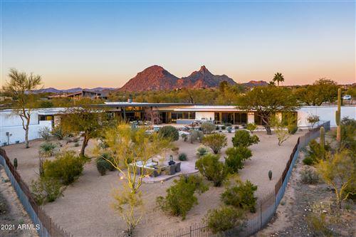 Photo of 9440 E MARIPOSA GRANDE Drive, Scottsdale, AZ 85255 (MLS # 6199763)