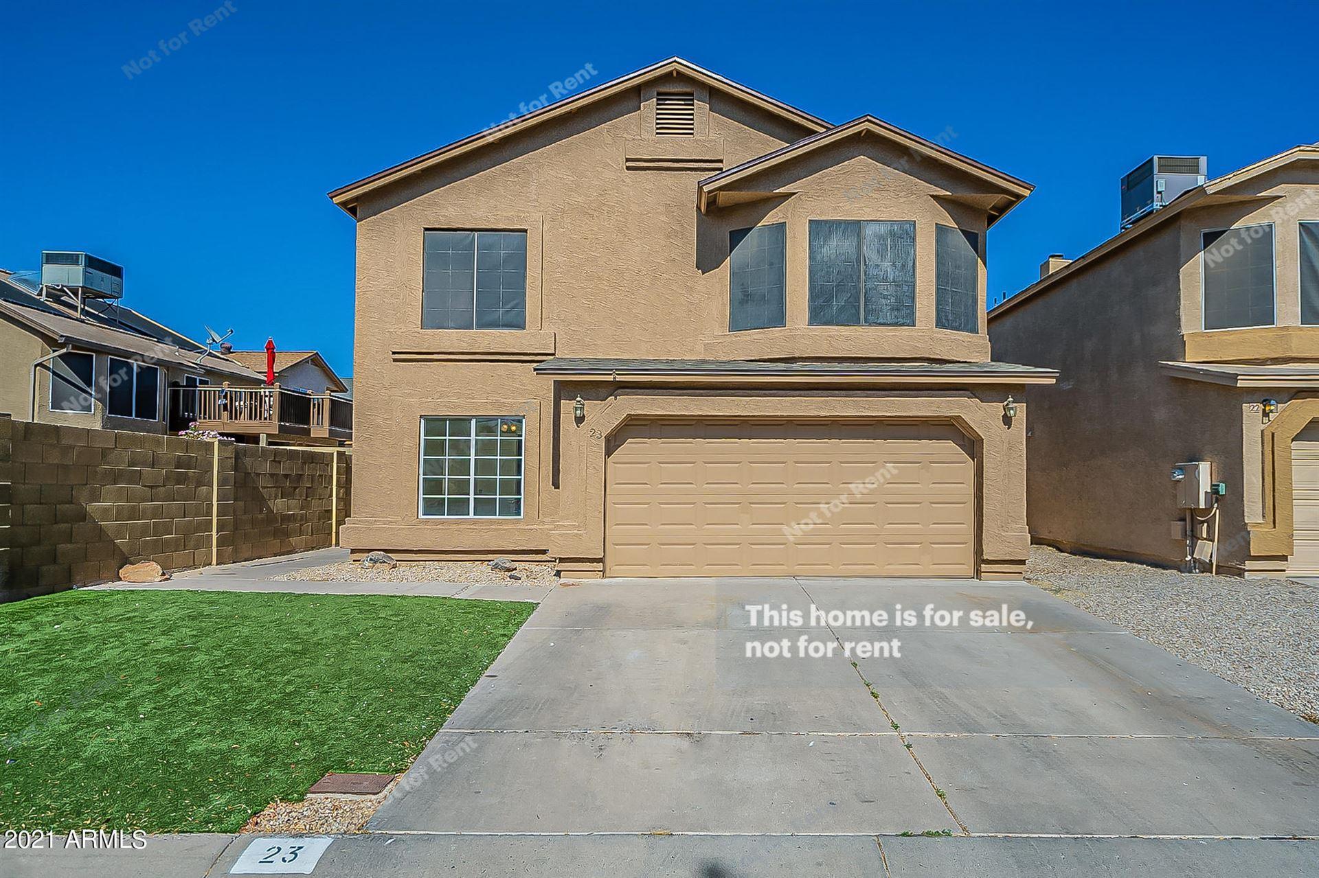 3755 E BROADWAY Road #23, Mesa, AZ 85206 - MLS#: 6242763