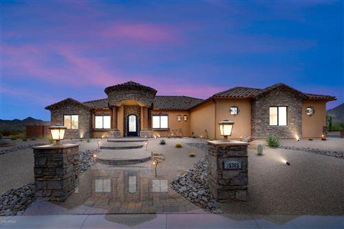Photo of 35365 N MANDARIN Court, Queen Creek, AZ 85142 (MLS # 6150764)