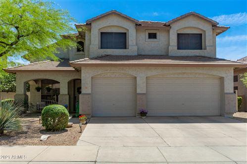 Photo of 7325 E Gallego Lane, Scottsdale, AZ 85255 (MLS # 6220765)