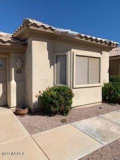 Photo of 5830 E MCKELLIPS Road #47, Mesa, AZ 85215 (MLS # 6306765)