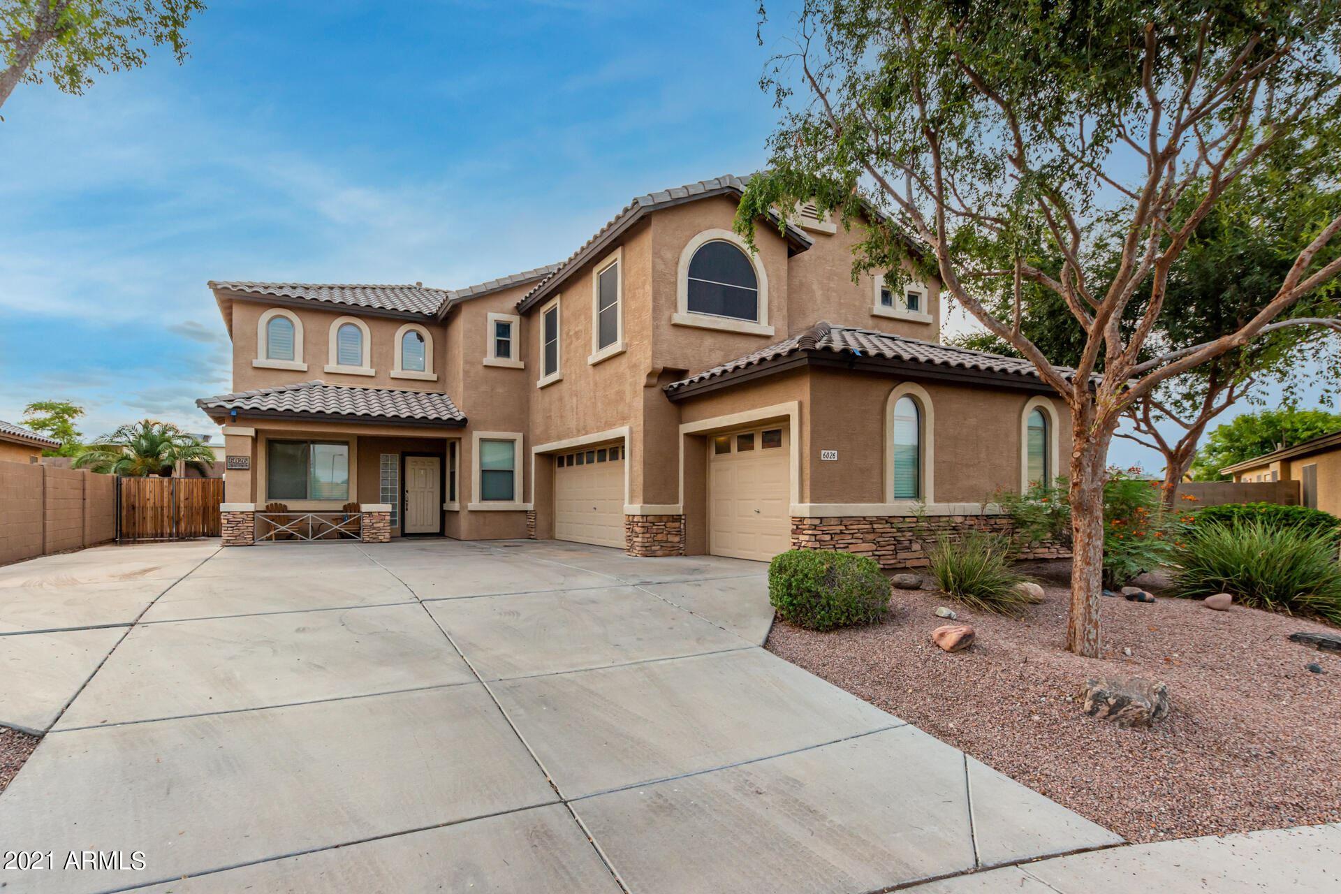 Photo of 6026 N 124TH Drive, Litchfield Park, AZ 85340 (MLS # 6263765)