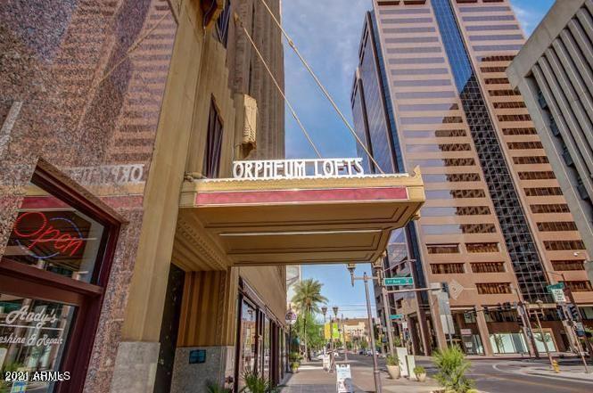 114 W ADAMS Street #508, Phoenix, AZ 85003 - MLS#: 6273765