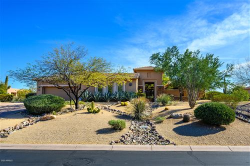 Photo of 6681 E OBERLIN Way, Scottsdale, AZ 85266 (MLS # 6024766)