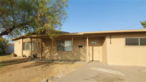 Photo of 2515 N 52ND Drive, Phoenix, AZ 85035 (MLS # 6135766)