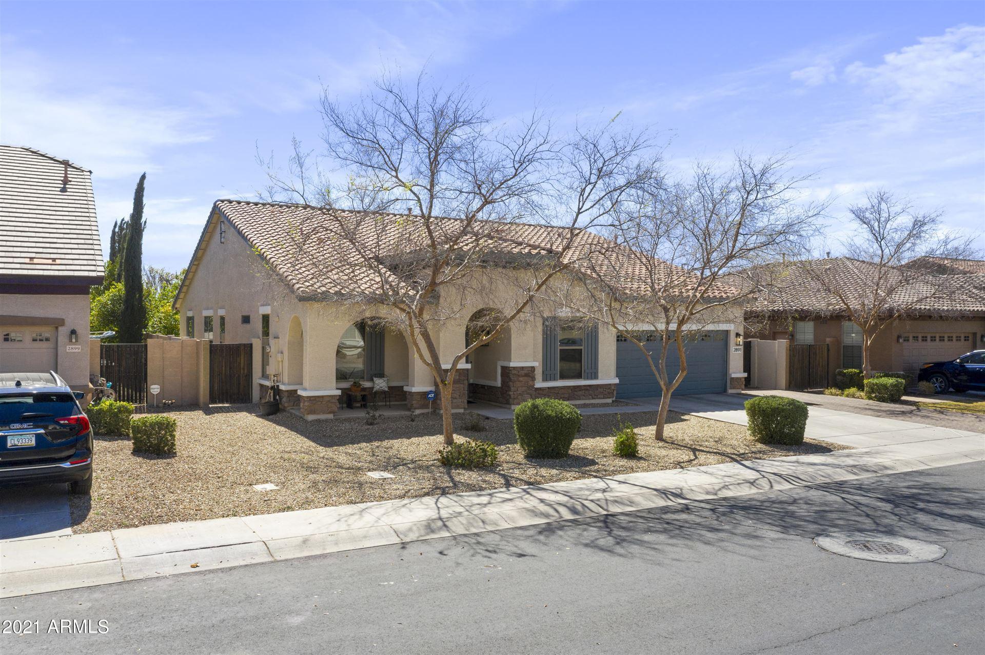 Photo of 2891 E FANDANGO Drive, Gilbert, AZ 85298 (MLS # 6201767)