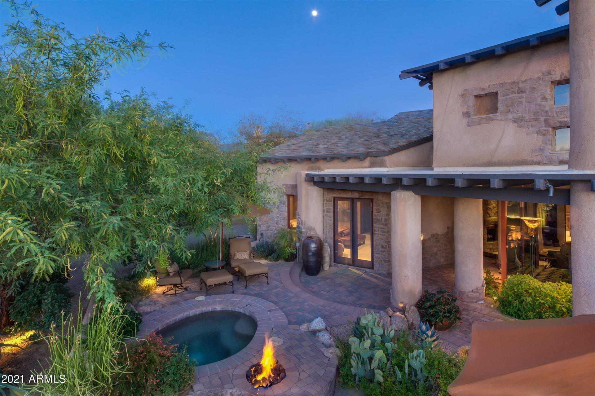 Photo of 27915 N 100TH Place #106, Scottsdale, AZ 85262 (MLS # 6249767)