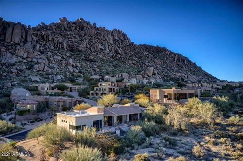 Photo of 11410 E BUCKSKIN Trail, Scottsdale, AZ 85255 (MLS # 6197768)