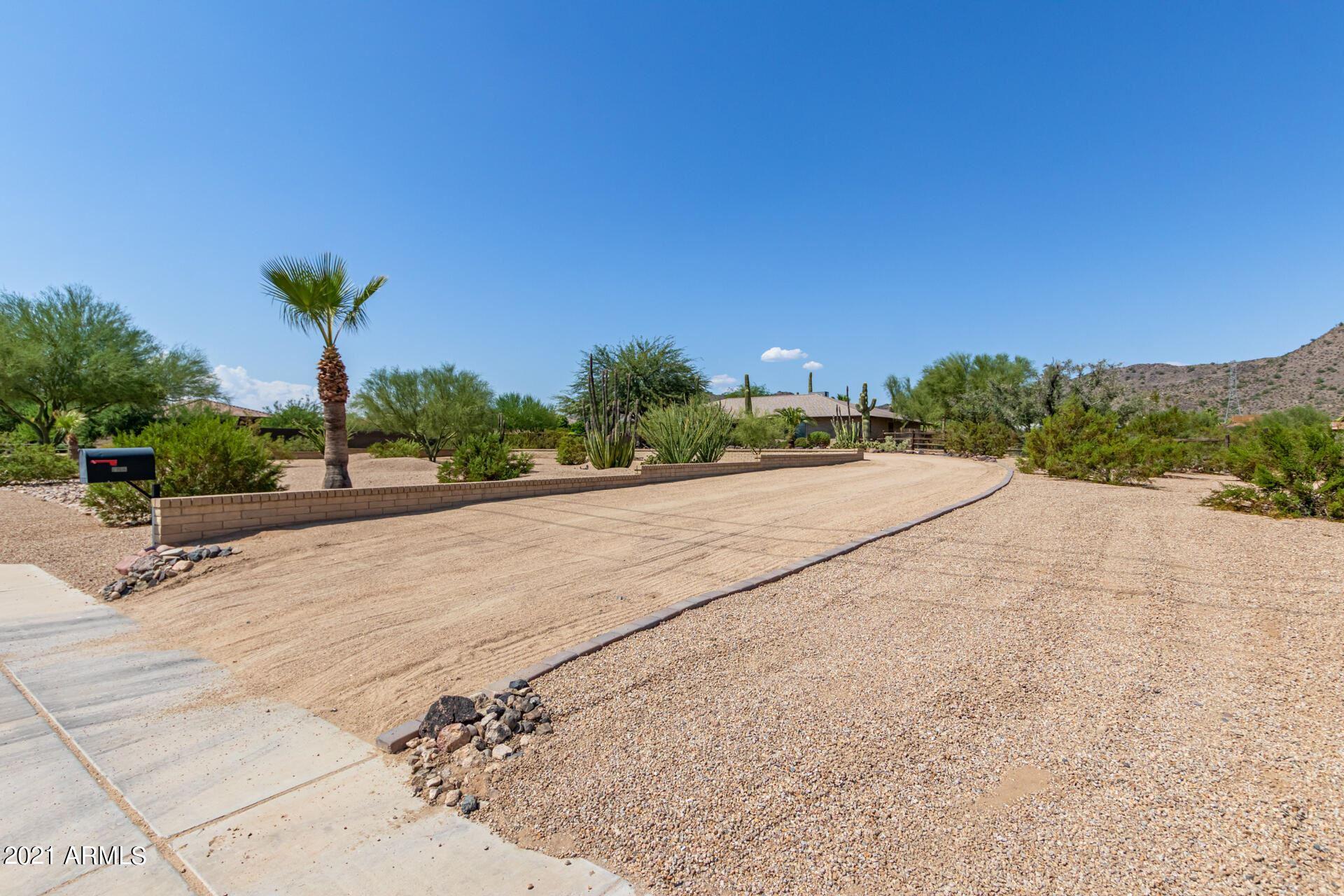 Photo of 8542 W CALLE LEJOS --, Peoria, AZ 85383 (MLS # 6290768)