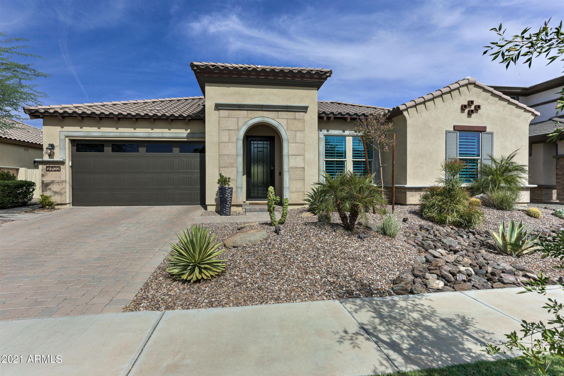 Photo of 2702 E INDIGO Place, Chandler, AZ 85286 (MLS # 6307768)