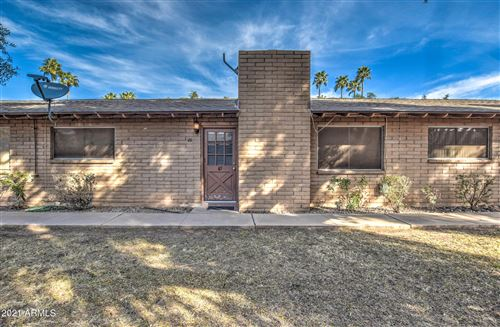 Photo of 3031 S RURAL Road #45, Tempe, AZ 85282 (MLS # 6197769)