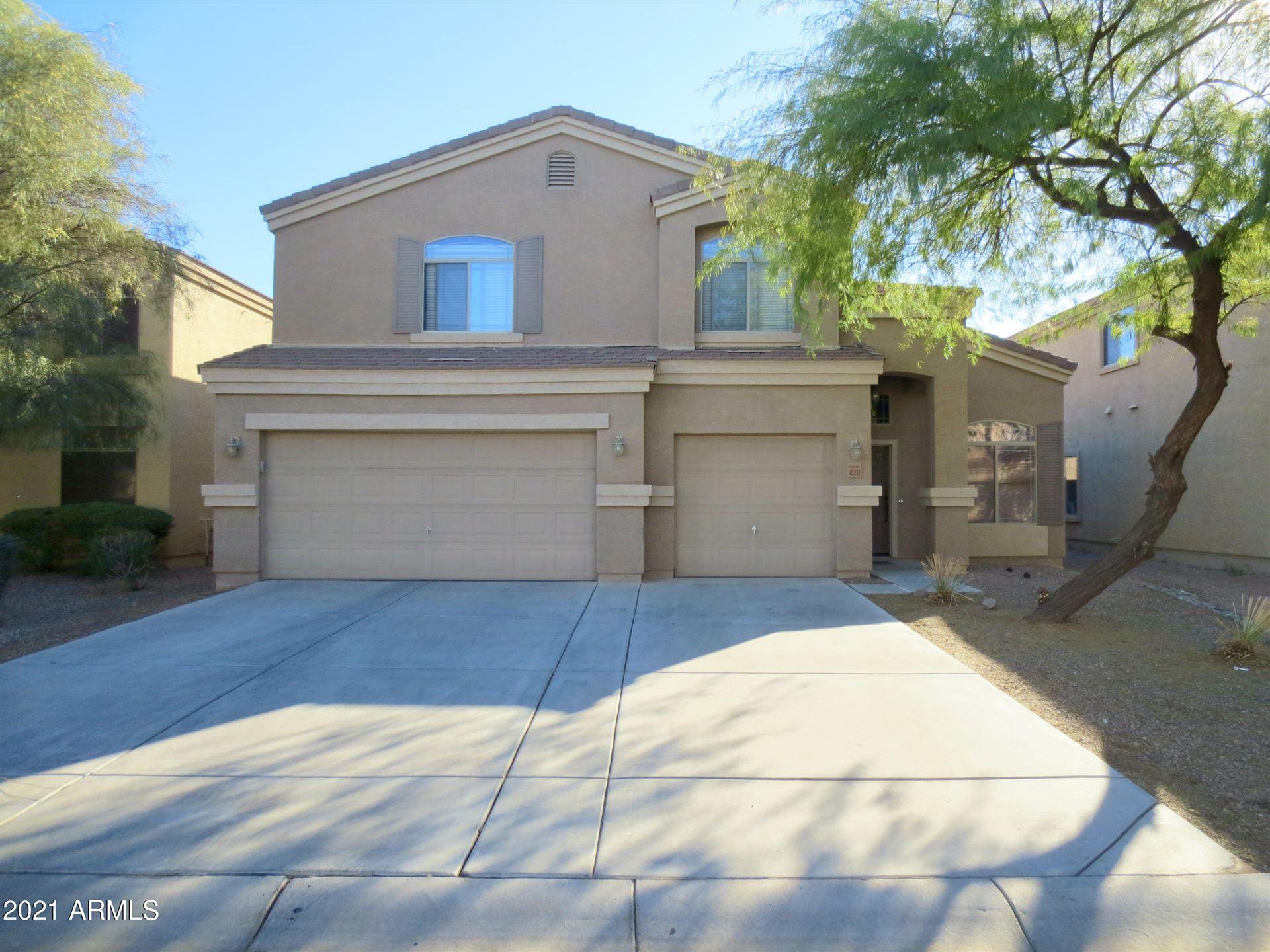 Photo for 43251 W WILD HORSE Trail, Maricopa, AZ 85138 (MLS # 6180769)