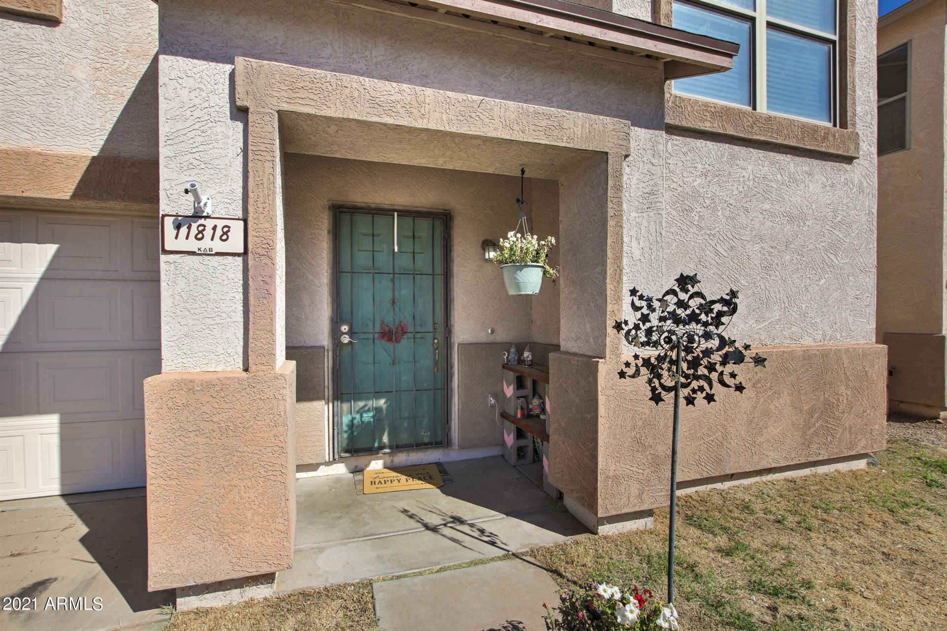 Photo of 11818 W WINDROSE Avenue, El Mirage, AZ 85335 (MLS # 6199769)