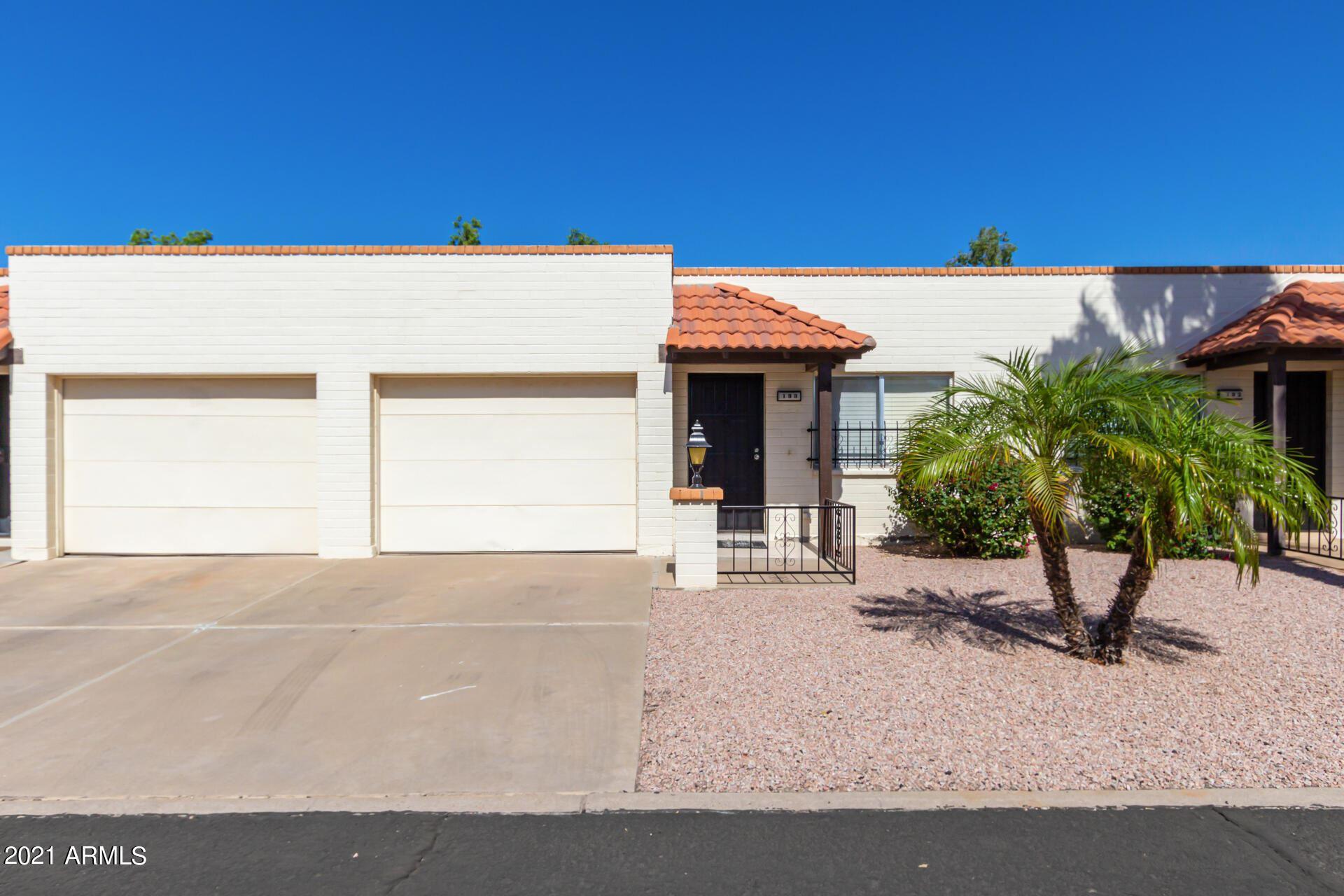 Photo of 440 S PARKCREST -- #133, Mesa, AZ 85206 (MLS # 6307769)