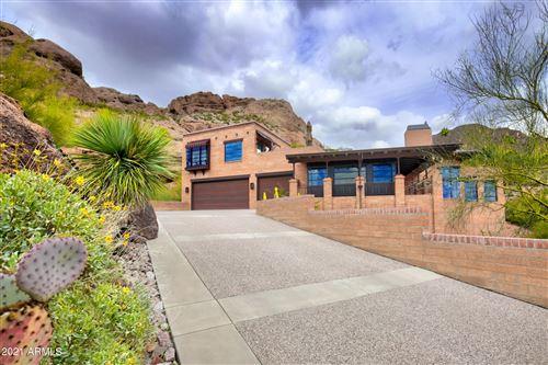 Photo of 4836 E CAMELHEAD Drive, Phoenix, AZ 85018 (MLS # 6219770)