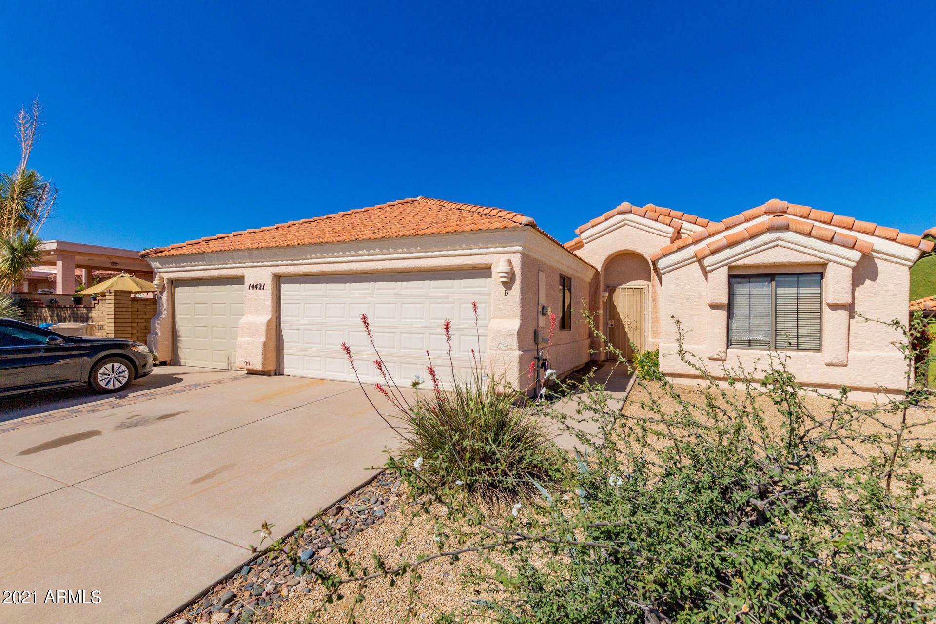 Photo of 14421 N IBSEN Drive #B, Fountain Hills, AZ 85268 (MLS # 6229771)