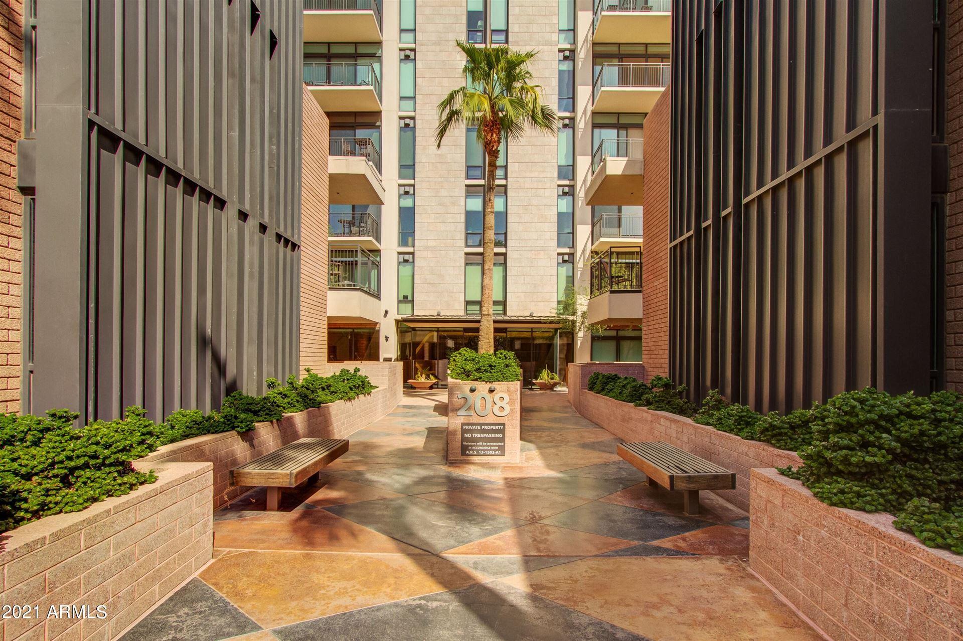 Photo of 208 W PORTLAND Street #257, Phoenix, AZ 85003 (MLS # 6307771)