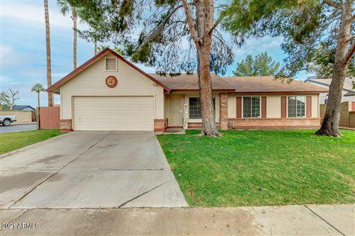 Photo of 4858 E ENCANTO Street, Mesa, AZ 85205 (MLS # 6185772)